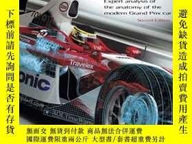 二手書博民逛書店The罕見Science Of Formula 1 Design: Expert Analysis Of The