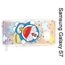 哆啦A夢透明軟殼 [漸層雲朵] Samsung G930FD Galaxy S7 小叮噹【正版授權】
