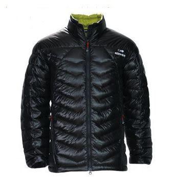 ╭OUTDOOR NICE╮法國EIDER EIT1097 FILL POWER 700男款都市趣遊輕量羽絨外套 黑色 輕量保暖舒適