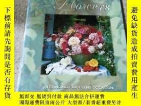 二手書博民逛書店GLORIOUS罕見Flowers:絢麗的花朵(外文)Y2128