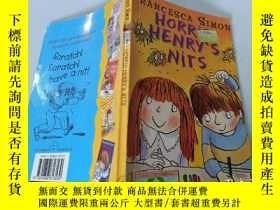 二手書博民逛書店Horrid罕見Henry s Nits:可怕的亨利的屁話,Y200392
