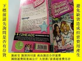 二手書博民逛書店megastar罕見mysteries:巨星奧秘.Y200392