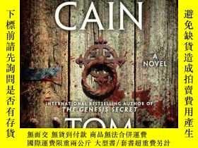 二手書博民逛書店The罕見Marks of Cain: A Novel (英語)