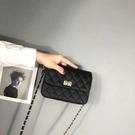 小香風菱格鏈條包包女2021新款潮百搭斜挎包chic迷你韓版小包 夏日特惠