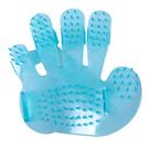 手掌造型矽膠洗頭按摩刷【省錢博士】頭部按摩工具