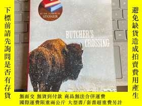 二手書博民逛書店butcher s罕見crossingY388766 John williams vintage 出版20