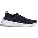 Adidas ULTIMAMOTION 女鞋 慢跑 休閒 襪套 輕量 黑 【運動世界】 B96471
