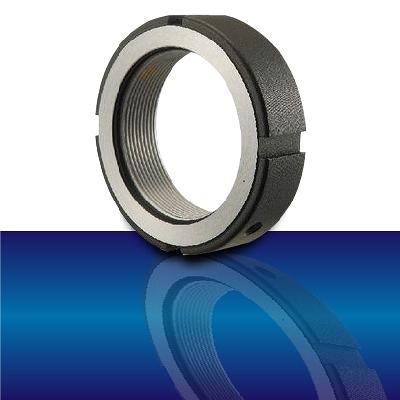 精密螺帽MRZ系列MRZ 15×1.0P 主軸用軸承固定/滾珠螺桿支撐軸承固定