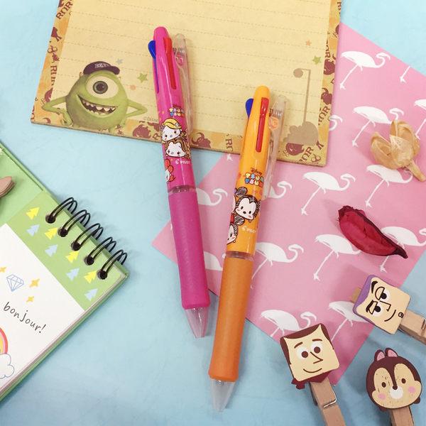 PGS7 日本迪士尼系列商品 -迪士尼 tsum tsum 系列 三色 原子筆 造型筆【SHJ6649】