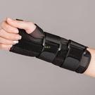 A腕骨骨折石膏固定右手左手術后手掌手腕板...