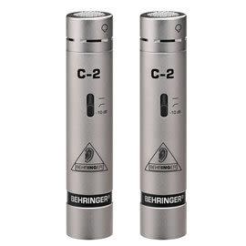【金聲樂器廣場】全新 Behringer C-2 C2 電容式麥克風