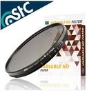 晶豪泰 【STC】Ultra Layer Variable ND16-4096 Filter 58mm 精準可調式減光鏡