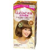 【即期品】Liese 莉婕 泡沫染髮劑 魅力彩染系列 奶油棕色