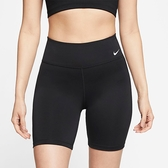 Nike One 女裝 短褲 慢跑 訓練 健身 排汗 透氣 隱藏式口袋 黑【運動世界】CU8897-010