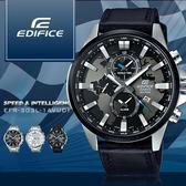 EDIFICE 高科技智慧工藝結晶賽車錶 EFR-303L-1AVUDF/EFR-303L-1A 現貨+排單!