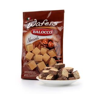 Balocco百樂可威化餅-榛果巧克力250g【合迷雅好物超級商城】