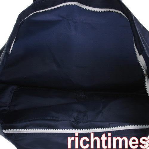 LACOSTE 水餃收納包(藍)JI098456