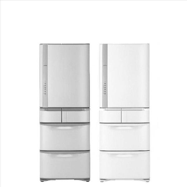 回函贈日立【RS49HJW】483公升五門(與RS49HJ同款)冰箱星燦白