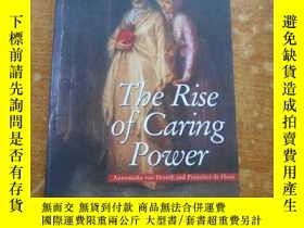 二手書博民逛書店the罕見rise of caring power18483