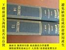 二手書博民逛書店DICKENS罕見WORKS, DAVID COPPERFIELD ,BOOK 1.2, (1894年精裝厚冊32