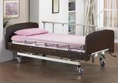 手搖床/三搖桿病床  標準型木飾板   贈好禮
