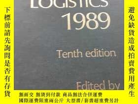 二手書博民逛書店JANE`S罕見MILITARY LOGISTICS 1989