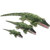 165cm玩偶公仔仿真鱷魚公仔毛絨玩具新品超大兒童布娃娃恐龍玩偶2米生日禮物wy全館免運