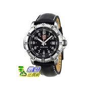 [美國直購 ShopUSA] 手錶 Luminox Colormark Black/Grey Dial Steel Black Leather Ladies Watch A.7251 $15358
