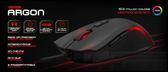 [地瓜球@] Ozone Argon RGB 電競 雷射 遊戲 滑鼠~1680萬色,RGB全彩背光系統