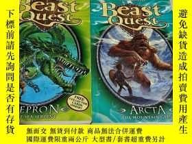 二手書博民逛書店Beast罕見Quest(2.3)2本合售Y200392