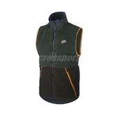 Nike 背心 NSW Winter Fleece Vest 綠 黃 男款 絨毛 羔羊背心 運動休閒 【PUMP306】 CD3143-337