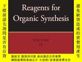 二手書博民逛書店Fiesers 罕見Reagents for Organic Synthesis, Volume 26Y410