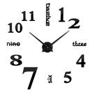 掛鐘歐式免打孔現代簡約掛鐘 客廳時尚靜音掛錶 DIY個性時鐘創意鐘錶【快速出貨免運】