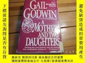 二手書博民逛書店A罕見MOTHER AND TWO DAUGHTERS 一位母親