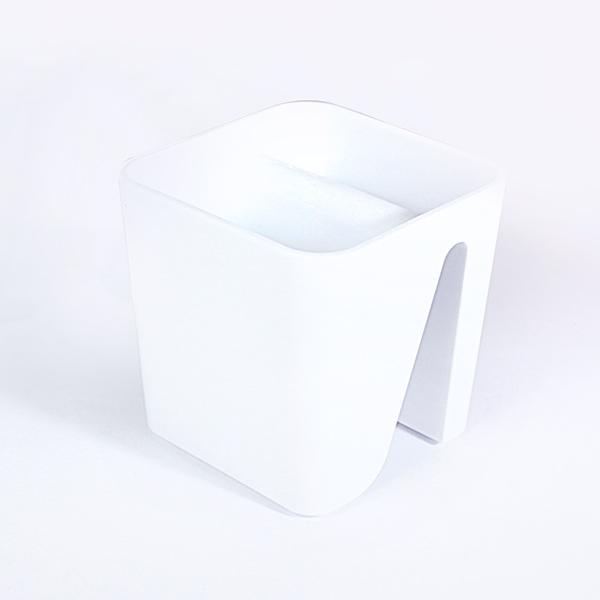 《享亮商城》03515 白色 駐足筆筒 ABEL