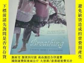 二手書博民逛書店罕見Breathing(英文)Y200392 speak spe