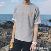 短袖t恤男潮打底衫大碼半袖韓版夏季上衣夏裝衣服寬鬆男士體恤衫