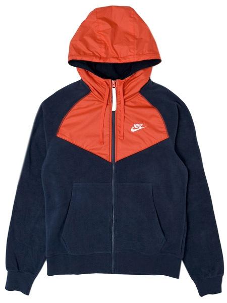 NIKE 服飾系列 AS M NSW HOODIE FZ CORE WNTR S -男款連帽保暖運動外套-  NO.929115451