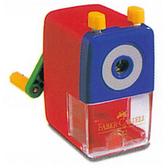 【輝柏Faber-Castell】1828 大小通用削鉛筆機