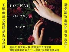 二手書博民逛書店Lovely,罕見Dark, DeepY256260 Joyce Carol Oates Ecco 出版20