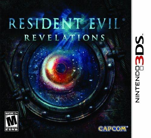 3DS Resident Evil: Revelations 惡靈古堡:啟示(美版代購)