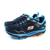 SKECHERS SRR 蹺蹺板 運動鞋 男鞋 深藍色 999124NVLB no096