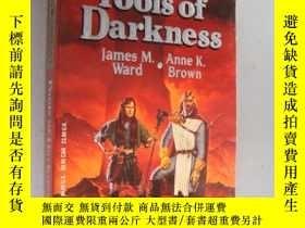二手書博民逛書店Pools罕見of DarknessY146810 James