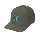 Hurley DF CUTBACK HAT 棒球帽-DRI-FIT-綠(男)