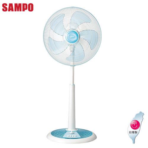 【福利品】SAMPO聲寶 16吋星鑽定時電扇 SK-FL16T DC扇 節能 電風扇