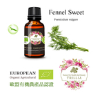 【Trillia】 有機NANFY甜茴香精油-30ml