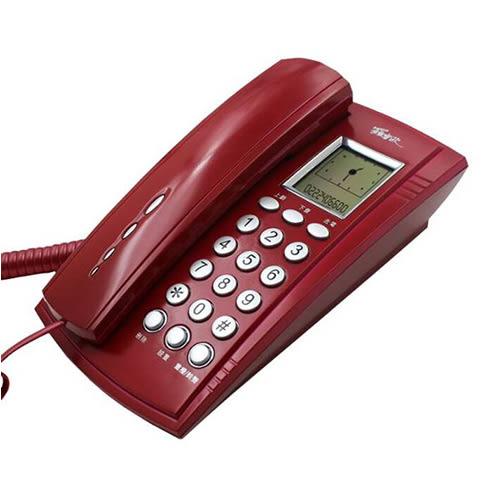羅蜜歐來電顯有線電話TC-213【愛買】