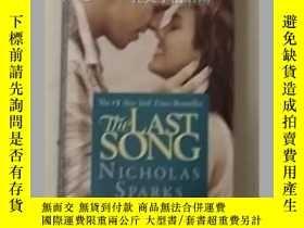 二手書博民逛書店《罕見The Last Song 》Nicholas Spark