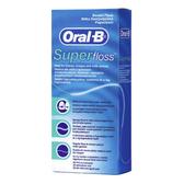 Oral-B 歐樂B Superfloss 牙線-薄荷 (50入,2盒) 牙線,三合一【杏一】