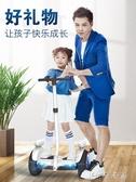 自平衡車成年雙輪代步小孩智慧兩輪帶扶桿電動平行車 卡卡西YYJ